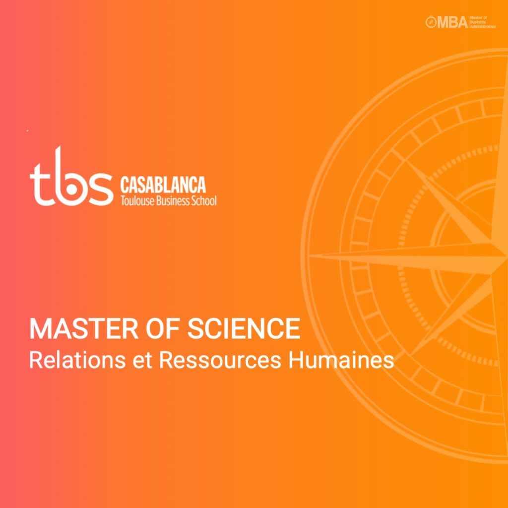 Master of science Relations et Ressources Humaines